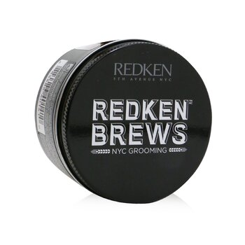 Купить Brews Camo Pomade (Medium Control / Black Tinted Styling Paste) 100ml/3.4oz, Redken