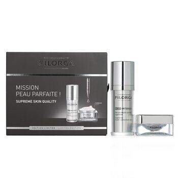 Купить Supreme Skin Quality Set: NCEF-Intensive Supreme Multi-Correction Serum 30ml + NCEF-Reverse Supreme Multi-Correction Cream 15ml 2pcs, Filorga