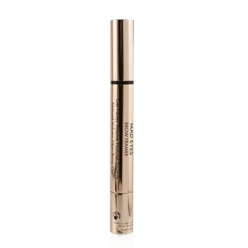 Купить Mad Eyes Brow Framer Natural Volume Fibre Brow Gel - # 02 Brown 2.5ml/0.08oz, Guerlain