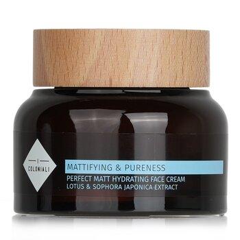 Купить Mattifying & Pureness - Perfect Matt Hydrating Face Cream 50ml/1.7oz, I Coloniali