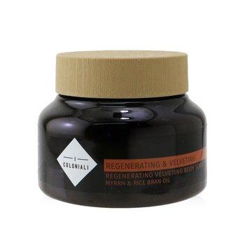 Купить Regenerating & Velveting - Regenerating Velvety Body Scrub 230g/7.9oz, I Coloniali