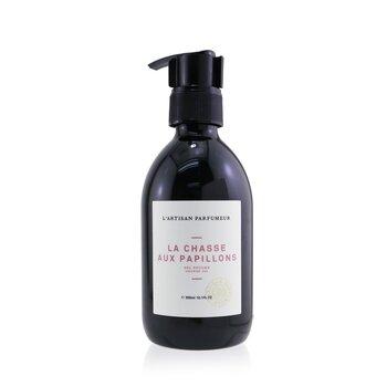 Купить La Chasse Aux Papillons Shower Gel 300ml/10oz, L'Artisan Parfumeur