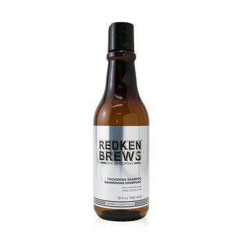 Купить Brews Утолщающий Шампунь (для Редеющих Волос) 300ml/10oz, Redken