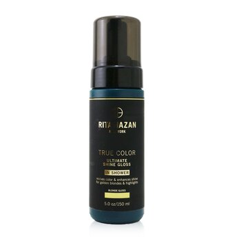 Купить True Color Ultimate Shine Gloss - # Blonde Gloss (For Golden Blondes & Highlights) 150ml/5oz, Rita Hazan