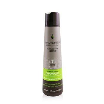 Купить Professional Ultra Rich Repair Shampoo (Coarse to Coiled Textures) 300ml/10oz, Macadamia Natural Oil