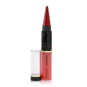 Купить Lip Kajal Duo Chroma (Proenza Schouler Edition) - # 03 Bold Red -, Lancome