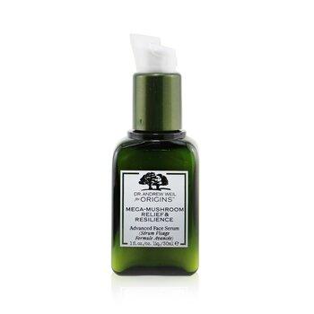 Купить Dr. Andrew Mega-Mushroom Skin Relief & Resilience Advanced Face Serum 30ml/1oz, Origins