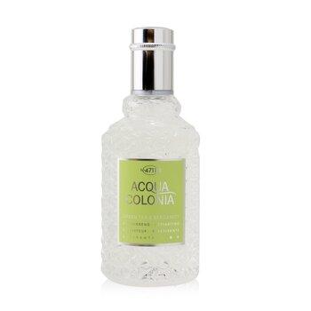 Купить Acqua Colonia Green Tea & Bergamot Eau De Cologne Spray 50ml/1.7oz, 4711