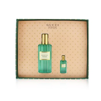 Купить Memoire D'Une Odeur Coffret: Eau De Toilette Spray 60ml/2oz + Eau De Toilette 5ml/0.16oz 2pcs, Gucci
