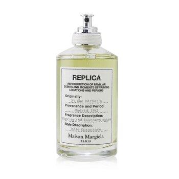 Купить Replica At The Barber's Туалетная Вода Спрей 100ml/3.4oz, Maison Margiela