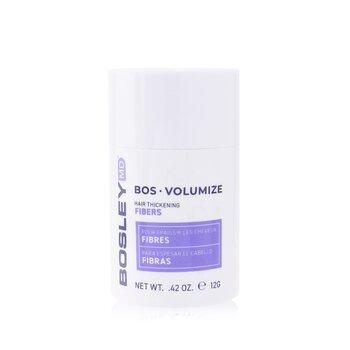 Купить BosleyMD BosVolumize Hair Thickening Fibers - # Medium Brown 12g/0.42oz