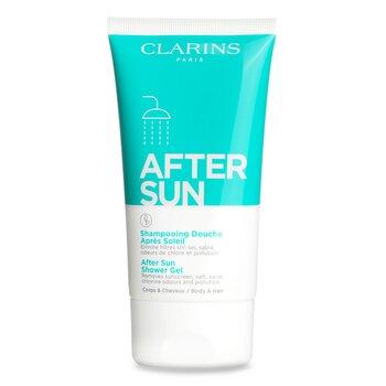 Купить After Sun Shower Gel - For Body & Hair 150ml/5oz, Clarins
