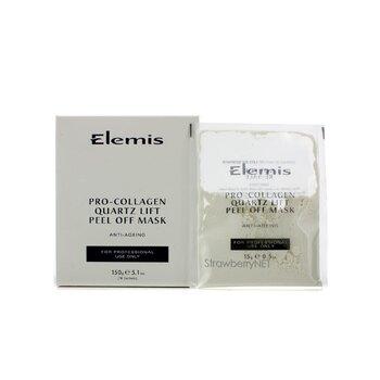 Купить Pro-Collagen Quartz Lift Peel Off Mask (Salon Product) - Box Slightly Damaged 10x15g/0.5oz, Elemis