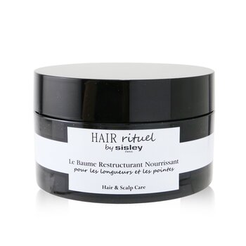Купить Hair Rituel by Sisley Restructuring Nourishing Balm (For Hair Lengths and Ends) 125g/4.4oz