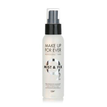 Купить Mist & Fix Спрей для Фиксации Макияжа 100ml/3.38oz, Make Up For Ever