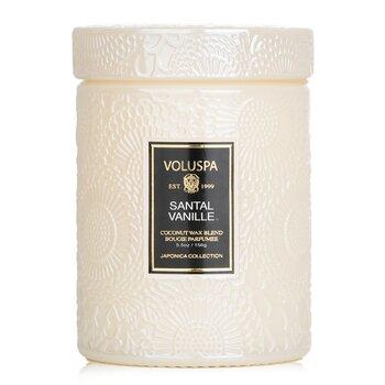 Купить Small Jar Свеча - Santal Vanille 156g/5.5oz, Voluspa