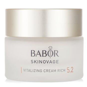 Купить Skinovage [Age Preventing] Vitalizing Cream Rich 5.2 - For Tired Skin 50ml/1.7oz, Babor