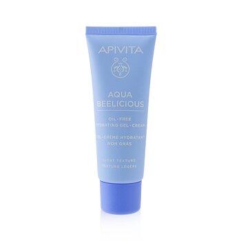 Aqua Beelicious Oil-Free Hydrating Gel Cream - Light Texture 40ml/1.35oz, Apivita  - Купить