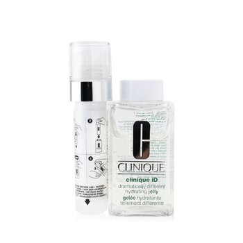 Купить Clinique iD Dramatically Different Hydrating Jelly + Active Cartridge Concentrate For Uneven Skin Tone 125ml/4.2oz