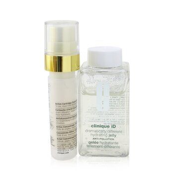Купить Clinique iD Dramatically Different Hydrating Jelly + Active Cartridge Concentrate For Sallow Skin 125ml/4.2oz
