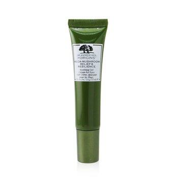Купить Dr. Andrew Mega-Mushroom Skin Relief & Resilience Soothing Gel Cream For Eyes 15ml/0.5oz, Origins