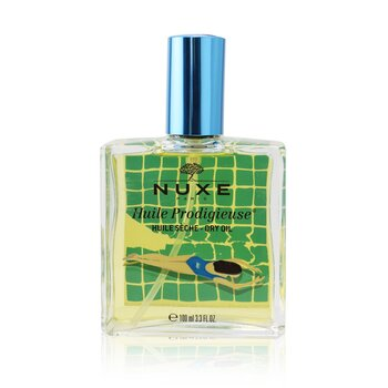 Купить Huile Prodigieuse Dry Oil - Penninghen Limited Edition (Blue) 100ml/3.3oz, Nuxe