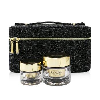 Купить Re-Nutriv Ultimate Diamond Transformative Energy Face & Eye Set: Energy Creme 50ml+ Energy Eye Creme 15ml 2pcs, Estee Lauder