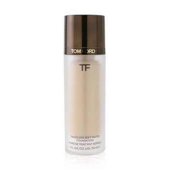 Traceless Soft Matte Foundation - # 1.3 Nude Ivory 30ml/1oz