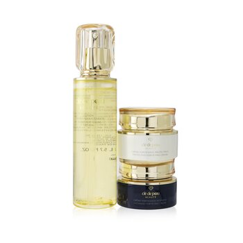 Купить Ultimate Daily Cream Care Set: Hydro-Softening Lotion N+ Protective Fortifying Cream N SPF 25+ Intensive Fortifying Cream N 3pcs, Cle De Peau