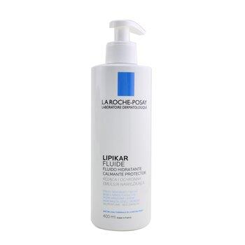 Купить Lipikar Fluide - Soothing Protecting Fluid (Fragrance-Free) 400ml/13.5oz, La Roche Posay