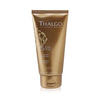 Купить Age Defence Sun lotion SPF 15 UVA/UVB For Body (Medium Protection) 150ml/5.07oz, Thalgo