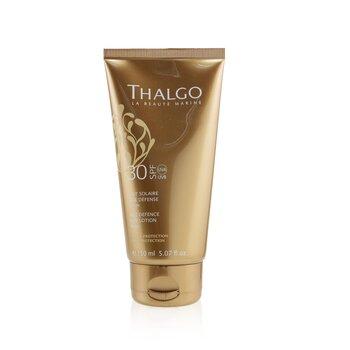 Купить Age Defence Sun Lotion SPF 30 UVA/UVB For Body (High Protection) 150ml/5.07oz, Thalgo