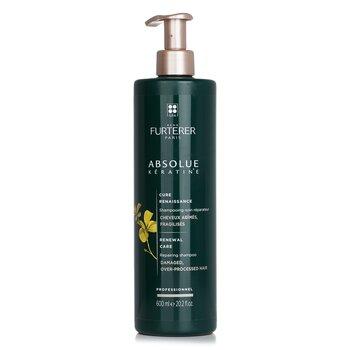 Купить Absolue Kèratine Renewal Care Repairing Shampoo - Damaged, Over-Processed Hair (Salon Product) 600ml/20.2oz, Rene Furterer