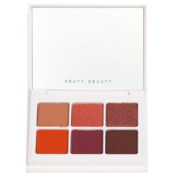 Купить Snap Shadows Mix & Match Eyeshadow Palette (6x Eyeshadow) - # 3 Deep Neutrals (Spicy Warm Tones) 6g/0.21oz, Fenty Beauty by Rihanna