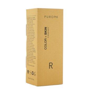 Купить Color x Skin Fondant Foundation - # R (Medium/Dark) 30ml/1.01oz, PUROPHI