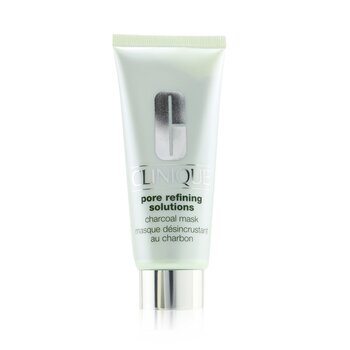 Купить Pore Refining Solutions Charcoal Mask - Dry Combination to Oily (Box Slightly Damaged) 100ml/3.4oz, Clinique
