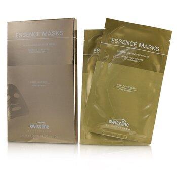 Купить Resurfacing Infusion Mask (Exp. Date: 08/2021) 4x10ml/0.34oz, Swissline
