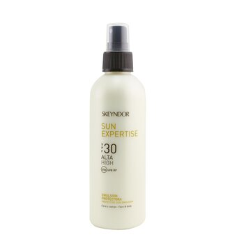 Купить Sun Expertise Protective Face & Body Sun Emulsion SPF 30 (For All Skin Types & Water-Resistant) 200ml/6.8oz, SKEYNDOR