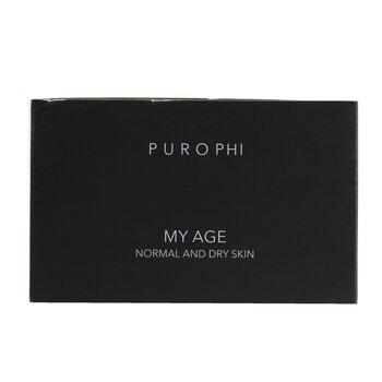Купить My Age Normal & Dry Skin (Face Cream) (Box Slightly Damaged) 50ml/1.7oz, PUROPHI