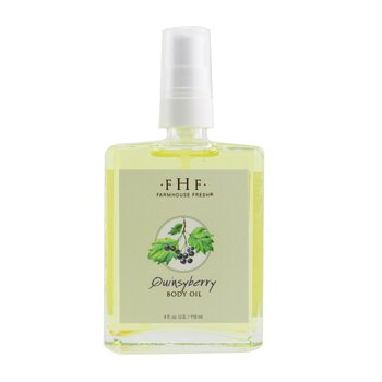 Купить Body Oil - Quinsyberry 118ml/4oz, Farmhouse Fresh