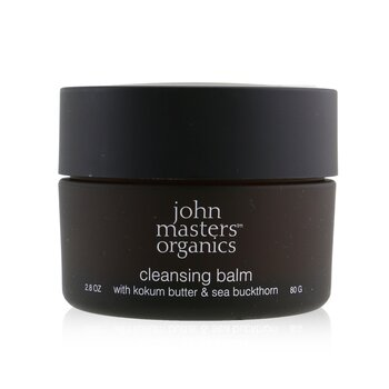Купить Cleansing Balm With Kokum Butter & Sea Buckthorn 80g/2.8oz, John Masters Organics