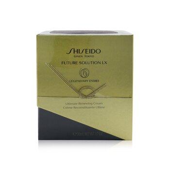 Купить Future Solution LX Legendary Enmei Ultimate Renewing Cream 50ml/1.7oz, Shiseido