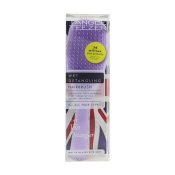 The Wet Detangling Hair Brush - # Iris Sparkle 1pc
