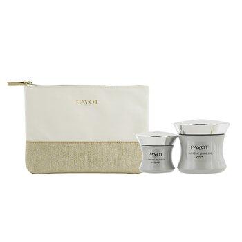 Купить Supreme Jeunesse 2-Pieces Set: Jour Cream 50ml + Regard Cream 15ml 2pcs+1pouch, Payot