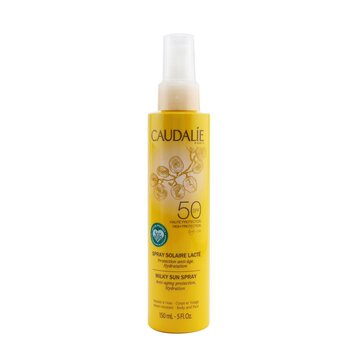 Купить Milky Sun Spray SPF 50 (For Face & Body) 150ml/5oz, Caudalie