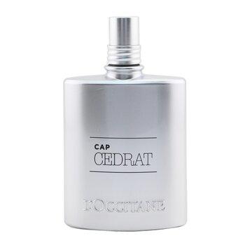 Купить Cap Cedrat Туалетная Вода Спрей 75ml/2.5oz, L'Occitane