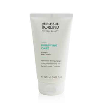 Купить Purifying Care System Cleansing Clarifying Cleansing Gel - For Oily or Acne-Prone Skin 150ml/5.07oz, Annemarie Borlind