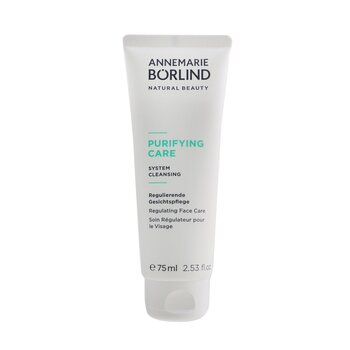 Купить Purifying Care System Cleansing Regulating Face Care - For Oily or Acne-Prone Skin 75ml/2.53oz, Annemarie Borlind