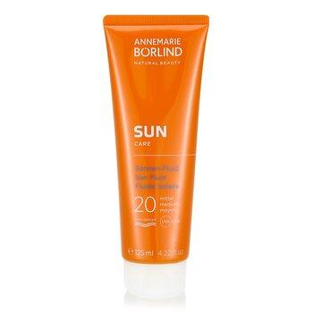 Купить Sun Care Sun Fluid SPF 20 125ml/4.22oz, Annemarie Borlind