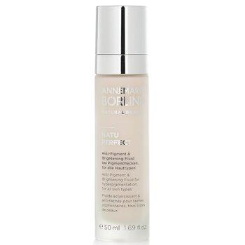 Купить Natuperfect Anti-Pigment & Brightening Fluid - For Hyperpigmentation, For All Skin Types 50ml/1.69oz, Annemarie Borlind